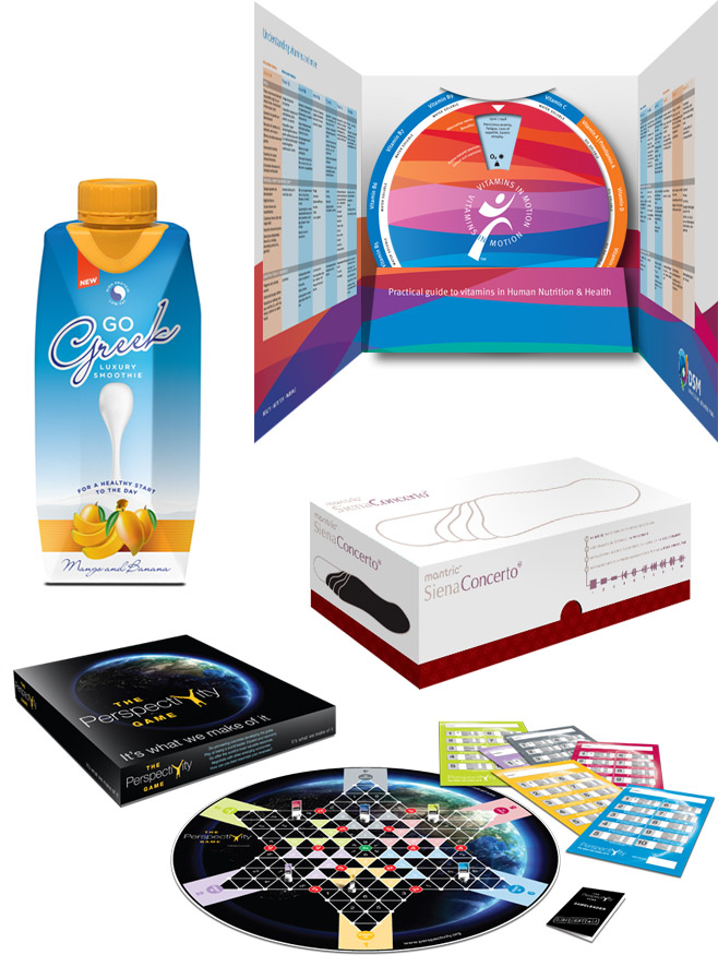 packaging agency